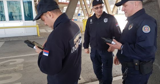 Podrška EU upravljanju granicama